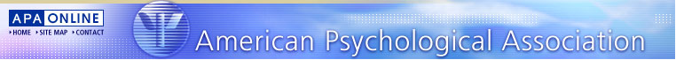 Link to American Psychological Association